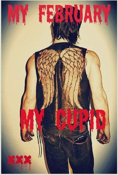My cupid. #thewalkingdead