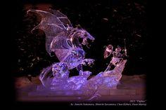 The 26th Annual World Ice Art Championships in Fairbanks, Alaska