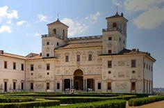THE PALACE  Villa Medici, Rome, of The Medici Family and The Grand Dukes of Tuscany
