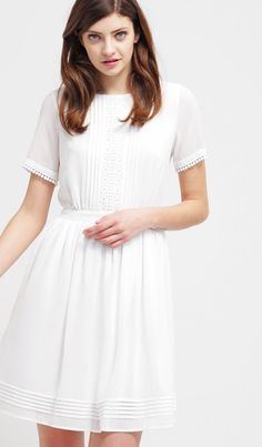 Vestito estivo bianco 12