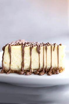 Italian Mascarpone and Ricotta Cheesecake | Mighty Mrs. Ricotta Cheesecake, Cheesecake Recipes, Dessert Recipes, Pasta Recipes, Oatmeal Bars, Pudding, My Dessert, Breakfast Bars, Most Popular Recipes