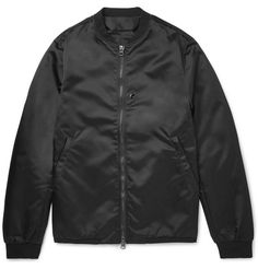 Selo Light Satin-Shell Bomber Jacket | MR PORTER
