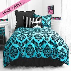 (3) Collection Details : Teen Bedding, Pink Bedding, Dorm Bedding, Teen