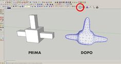 simo-3d.blogspot.com: PLUGIN PER SKETCHUP: SUBDIVIDE AND SMOOTH