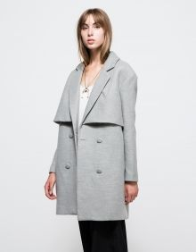 Straight Talker Coat
