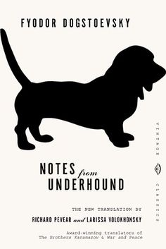 22 Literary Pun Names For Your Dog. Obvs I need a Dogstoevsky.
