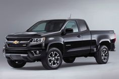 Chevrolet Colorado Review - Research New & Used Chevrolet Colorado ...