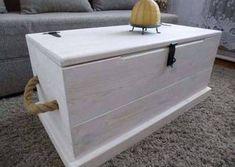 skrzynia drewniana ,kufer drewniany stolik kawowy, Hope Chest, Storage Chest, Cabinet, Furniture, Garden, Home Decor, Log Projects, Clothes Stand, Garten