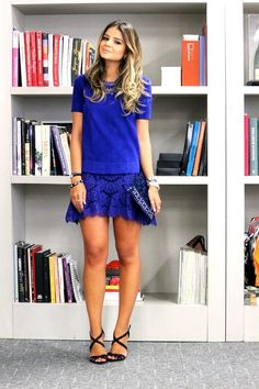 look Thassia Naves