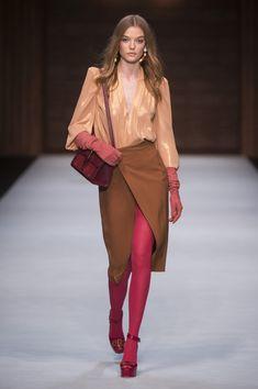 Elisabetta Franchi at Milan Fashion Week Fall 2018 - Runway Photos