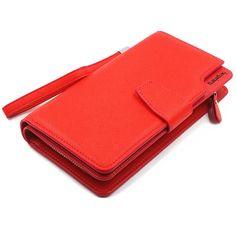 $9.51 (Buy here: https://alitems.com/g/1e8d114494ebda23ff8b16525dc3e8/?i=5&ulp=https%3A%2F%2Fwww.aliexpress.com%2Fitem%2FFree-shipping-new-fashion-women-wallet-leather-brand-wallets-women-wholesale-lady-purse-High-capacity-clutch%2F32574708541.html ) Free shipping new fashion women wallet leather brand wallets women wholesale lady purse High capacity clutch bag for women gift for just $9.51