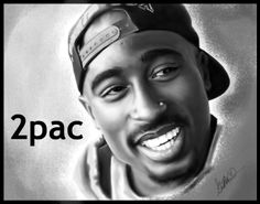 For the most people this is the one who set up hiphop. His artist name was 2 pac. He doesn't live anymore but he was the one that started rap and wrote many emotional songs.