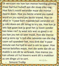 Afrikaans Quotes, Verses, Poems, Lyrics, Lisa, Beautiful, Scriptures, Poetry, Song Lyrics