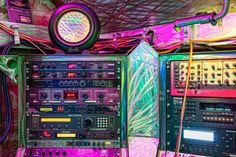 Aliens Project's SynxsS Studio, Rodgau, Hainhausen, Germany http://aliens-project.de/blog/2013/03/27/synxss-studio-impressionen-2013-2/
