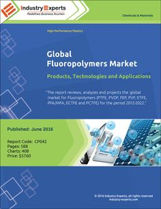 Global Fluoropolymers Market – Products, Technologies and Applications