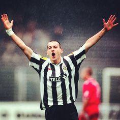Darko #Kovacevic con la maglia della #Juventus