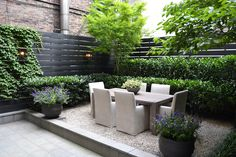 East Village Garden New York City, NY HARRISON GREEN Landscape Design | Construction | Maintenance studio@harrisongreen.com