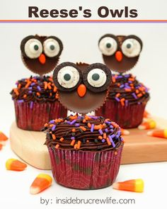 15 Halloween Treat Ideas - Cupcake Diaries