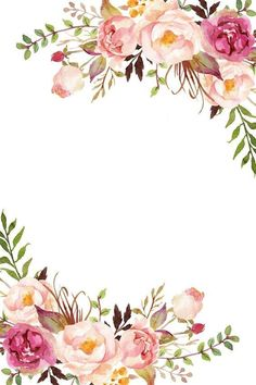 56 Trendy Baby Art Welcome Flower Background Wallpaper, Flower Backgrounds, Wallpaper Backgrounds, Iphone Wallpaper, Phone Backgrounds, Invitation Floral, Invitation Background, Invitation Templates, Wedding Cards