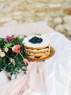 Wedding Cake Silvia Fischer. echte kuchenliebe. Naked Cake. Austria