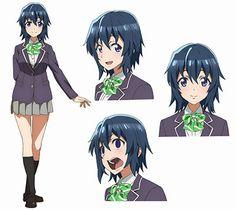 Nuevos detalles sobre el anime Gamers! - SKGCL
