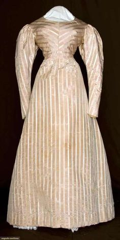 Dress 1820s Augusta Auctions