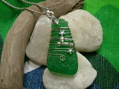 spirit lake beach glass