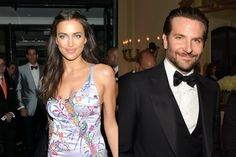 Bradley Cooper and his wife