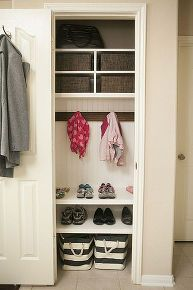 Entry Closet Remodel