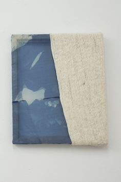 Martha Tuttle - Artists - Rhona Hoffman Gallery New Haven Yale, Yale School Of Art, Bard College, Hanging Paintings, Show Dance, Blue Art, Mark Making, Blue Abstract, Contemporary Art