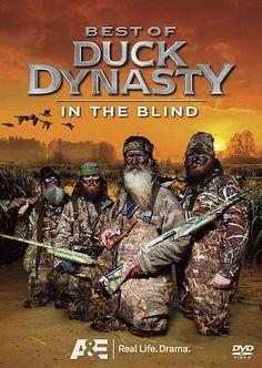 The BEST of DUCK DYNASTY DuckMen DVD Commander Phil Jase Robertson IN THE BLIND  | DVDs & Movies, DVDs & Blu-ray Discs | eBay!