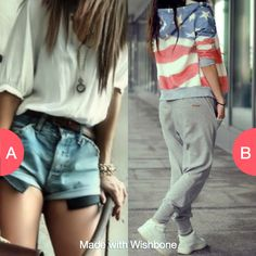 Cute or comfy? Click here to vote @ http://getwishboneapp.com/share/2709725
