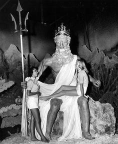 Neptune's Kingdom at Pacific Ocean Park in 1958. (LAPL 00096923) Bizarre Los Angeles