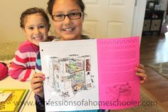 """At """"Confessions of a Homeschooler,"""" Erica has been recording her family's trip back to the Middle Ages! They have LOTS of wonderful pictures you might want to check out!"""