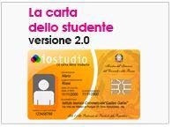 CARTA dello STUDENTE IO STUDIO  10% di SCONTO sul materiale didattico, 10% di SCONTO sui libri di varia e 5% di SCONTO sui libri scolastici ordinati on line