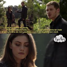 The Originals Vampire Diaries Memes, Vampire Diaries The Originals, Klaus Tvd, The Orignals, Riverdale Funny, Vampier Diaries, Original Memes, Hope Mikaelson, Harry Potter Tumblr