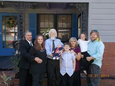 My awesome family, Best adventure you have as a  wife, mother, grandmother and son-in-law. A wonderful love!