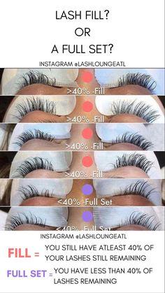 Eyelash Extensions Training Lash Fills - pinupi love to share Artificial Eyelashes, Fake Eyelashes, Eyelash Extensions Salons, Hair Extensions, Eyelash Studio, Eyelash Extension Training, Eyelash Technician, Eyelash Brands, Atlanta
