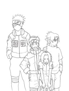naruto coloring pages best of characters free coloring pages - Naruto Coloring Book