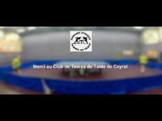 Table Tennis ECTT Montage | GoPro Hero 3+ Black Edition - YouTube