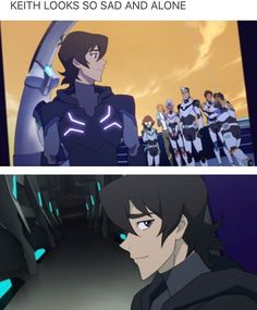 There's so much I feel like should have happened Q^Q<<<<<<I want to hug keith and tell him he's not alone...