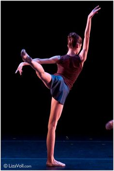 "Brittany Stone in Jeffrey Cirio's ""From Zero 2 Five in 43."" Photo Liza Voll Photography"