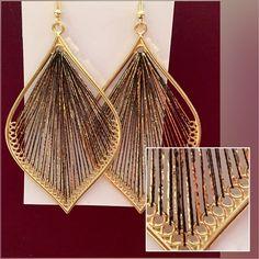 Silk Thread Fashion Bohemia Drop Earrings Hot Selling Silk Thread Fashion…
