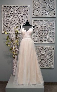 Ti Adora Wedding Gown, style 7553: Bridal and Formal Cincinnati
