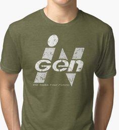 fc2a9ada7b7e Tri-blend T-Shirt by superiorgraphix Chiffon Tops