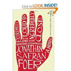 Extremely Loud and Incredibly Close by Jonathan Safran Foer