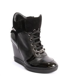 Leather / Patent / Suede Wedge Ankle Boots 20% OFF- Code PINTEREST20