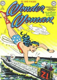 "Wonder Woman  ✮✮""Feel free to share on Pinterest"" ♥ღ www.unocollectibles.com"