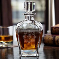 Winchester Whiskey Decanter