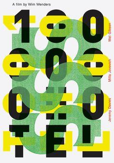 film poster by Boris Bonev